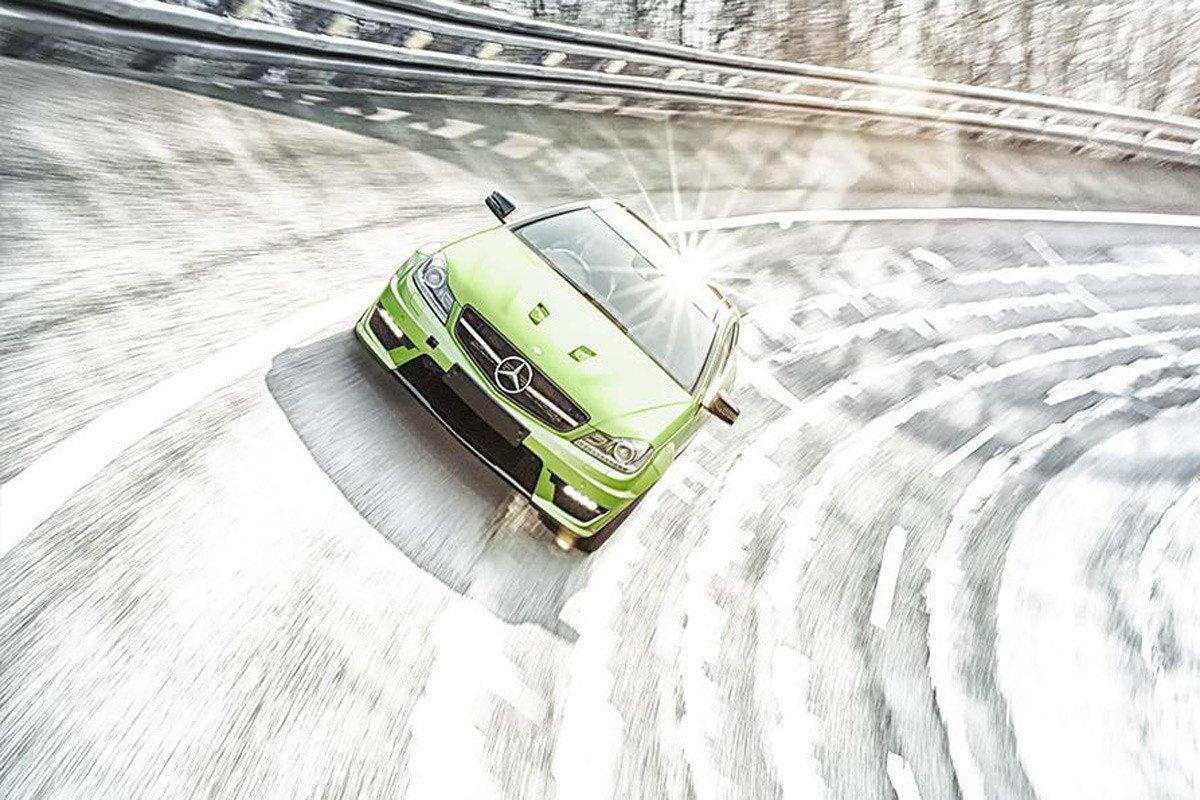 Mercedes C63 AMG Legacy Edition
