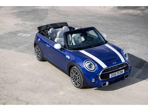 Gama y precios del nuevo Mini y Mini Cabrio 2018