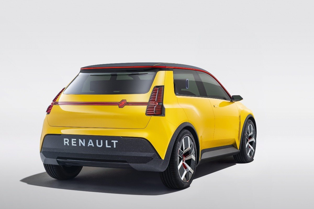 Nuevo Renault 5