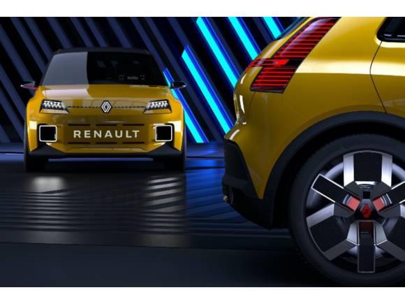Vuelve el Renault 5, como coche eléctrico