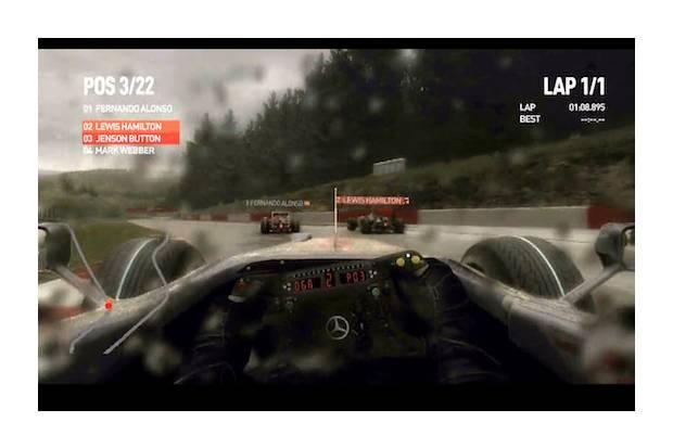 Video: F1 2010, ¿esto es un juego o un vídeo de cámara on-board?
