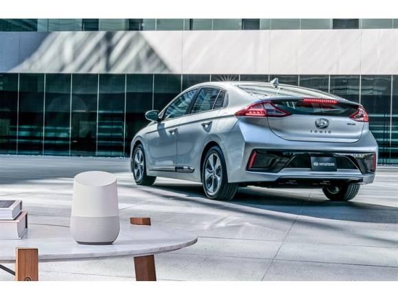 Los Hyundai, más conectados con la integración de Google Assistant