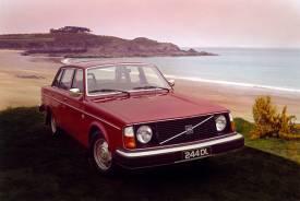 El Volvo 240 cumple 40 años