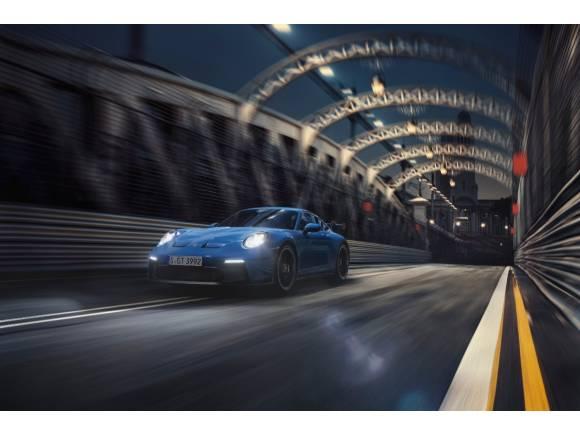 Porsche 911 GT3: ya está aquí el superdeportivo con 510 CV