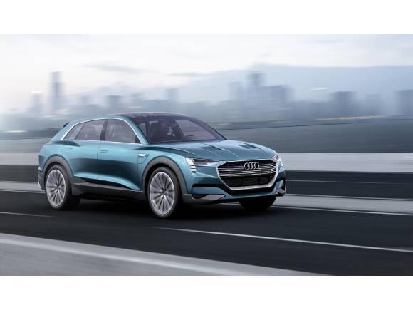 Audi e-tron quattro concept: SUV, deportivo y eléctrico