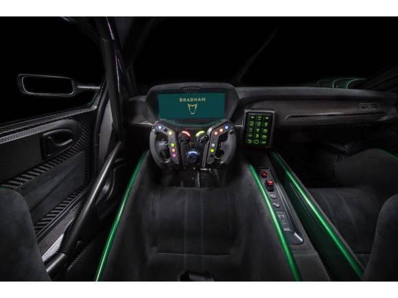 Brabham BT62, nuevo superdeportivo con herencia de F1