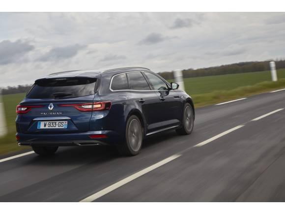Prueba Renault Talisman Sport Tourer: mitad berlina, mitad familiar