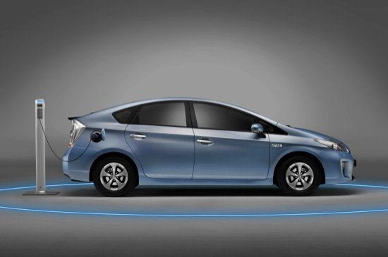 Prius enchufable