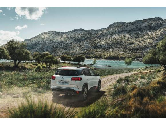 Nuevo Citroën C5 Aircross, así es la versión para Europa