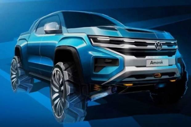 Nuevos detalles del Volkswagen Amarok, desarrollado junto a Ford