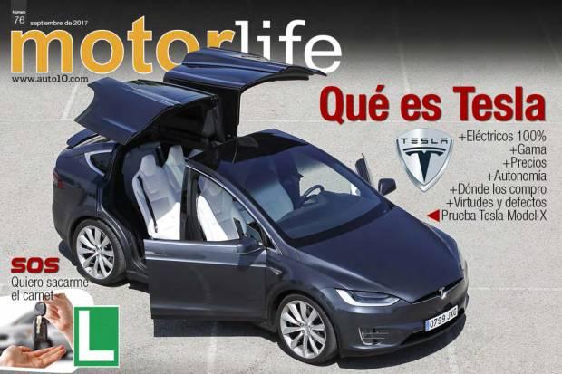 Motorlife Magazine 76: ¿Qué es Tesla?