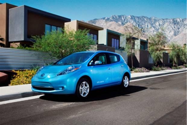 El Nissan Leaf, ahora con un precio de 25.500 euros