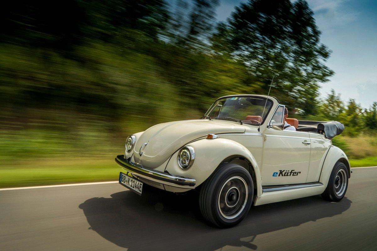 Volkswagen Beetle electrico