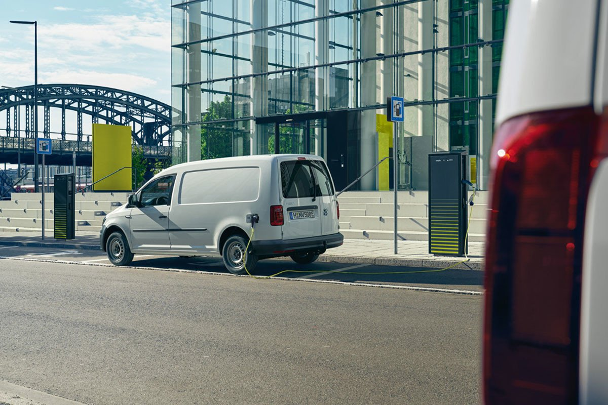 Volkswagen e-Caddy ABT