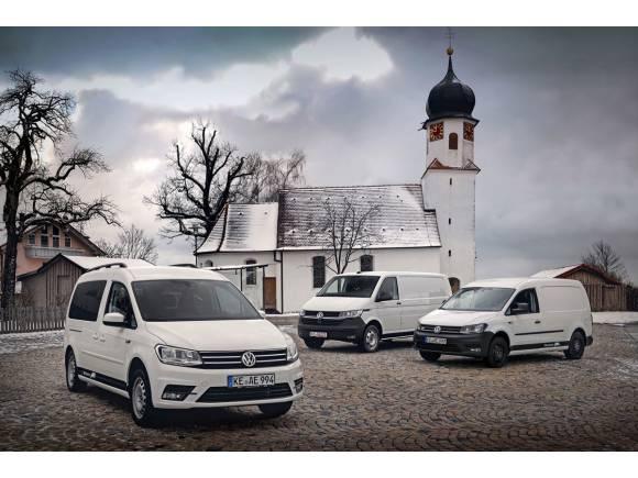 Volkswagen comerciales eléctricos: conoce los e-Caddy ABT, e-Transporter ABT y e-Crafter