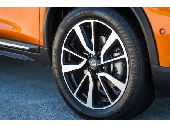 Nissan X-Trail, con la última tecnología de serie