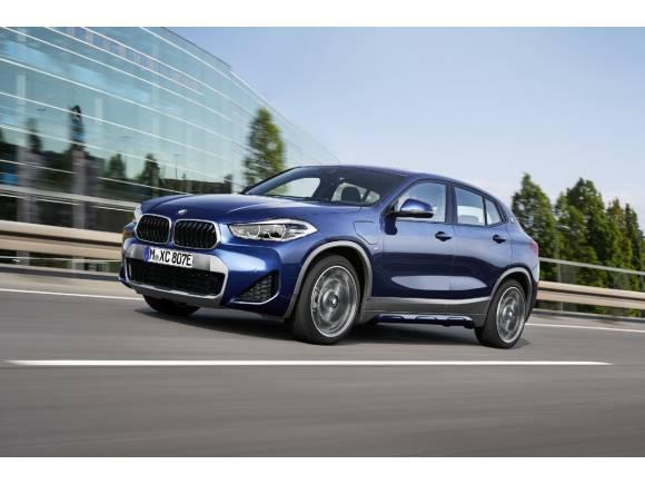BMW X2 xDrive25e: el híbrido enchufable ya tiene precios en España
