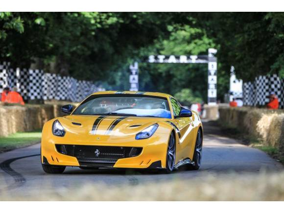 Los diez coches con mejor relación peso/potencia del mercado