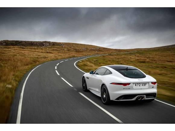 El Jaguar F-Type se renueva: 36 versiones y más tecnología