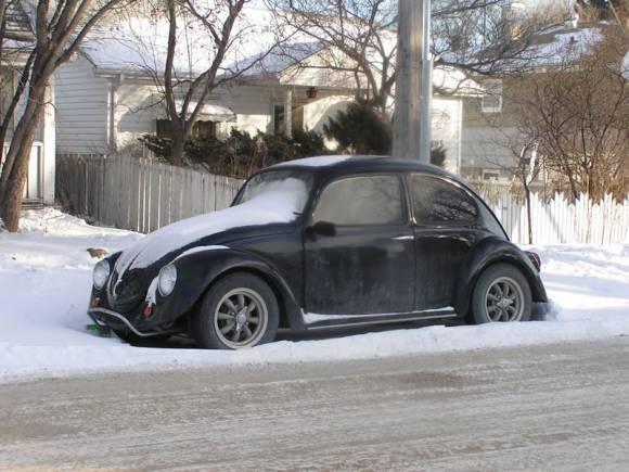 """¿Por qué se le llamaba al VW Escarabajo el """"Coche del Pueblo"""