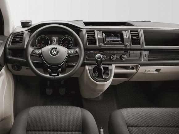 Nueva Volkswagen T6 para julio