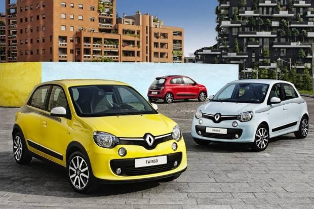Confirmado: el Renault Twingo eléctrico llegará en 2020