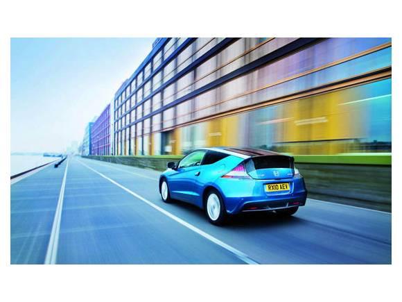 Probamos el Honda CR-Z, a la venta el 6 de Junio