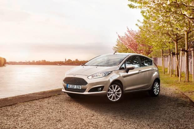 Nuevos colores, motores y equipamiento para el Ford Fiesta