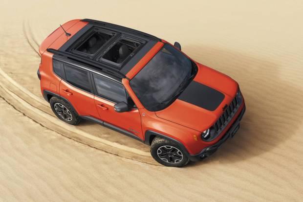 El Jeep Renegade recibe una pequeña actualización en 2018