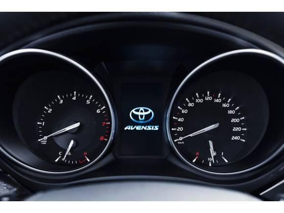 Probamos el nuevo Toyota Avensis 2015