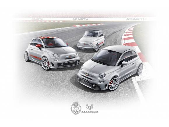 Salón de Ginebra 2019: nuevos Abarth 595 esseesse y 124 Rally Tribute