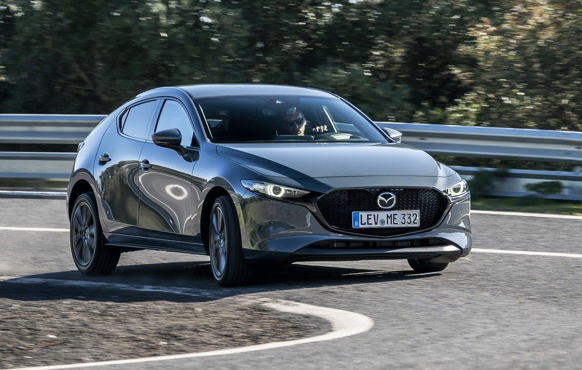 Prueba Mazda3 2019