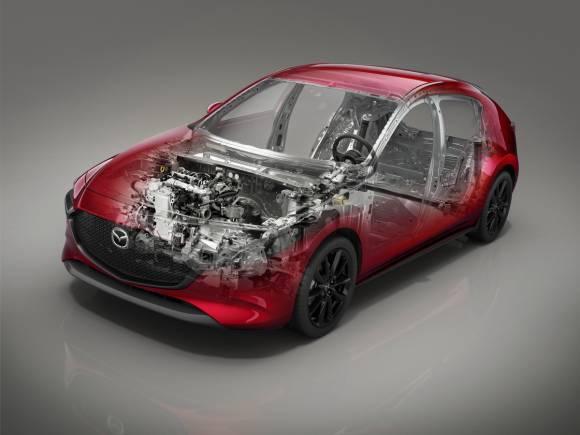 """Prueba Mazda3 2019: El coche """"indie"""""""