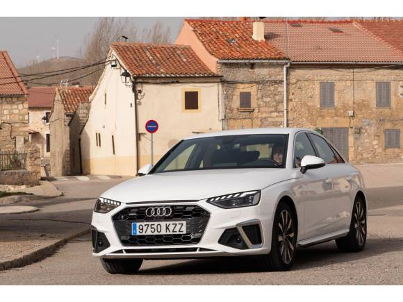 Prueba Audi A4: berlina clásica con toques deportivos