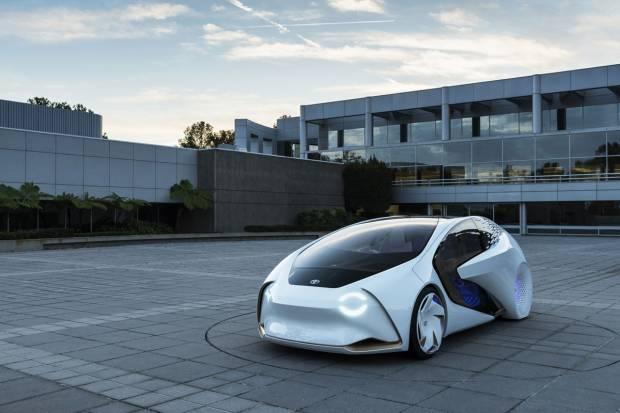 Toyota Concept-i, el coche con inteligencia artificial