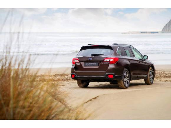 Subaru Outback Executive Plus S