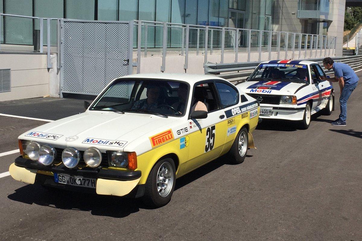 Opel Jarama 120 aniversario