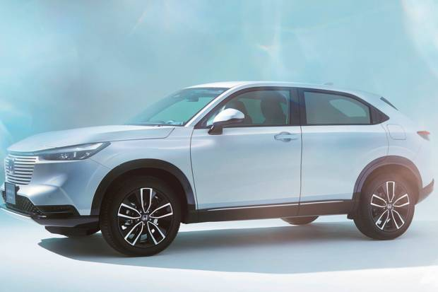 Honda HR-V 2021: desvelado,solo con motorización híbrida