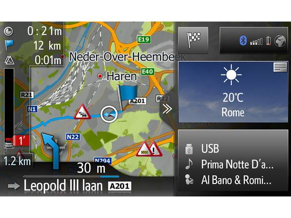 Gama Toyota Auris 2016: mejoras para el Auris hybrid y nuevo sistema multimedia
