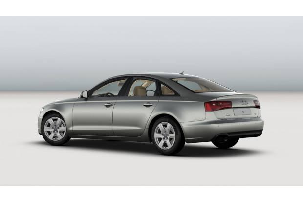 Audi lanza el Advanced edition para el A6 2.0 TDI