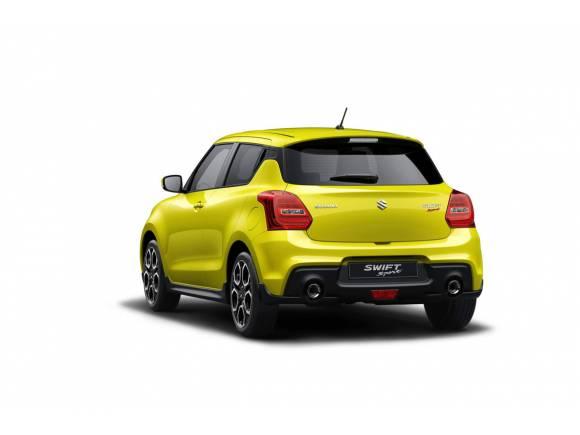 Nuevo Suzuki Swift Sport, diversión asegurada