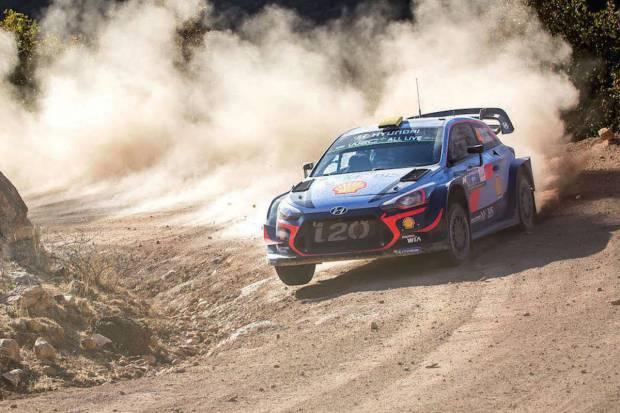 Historia de Hyundai en el Mundial de Rallyes WRC