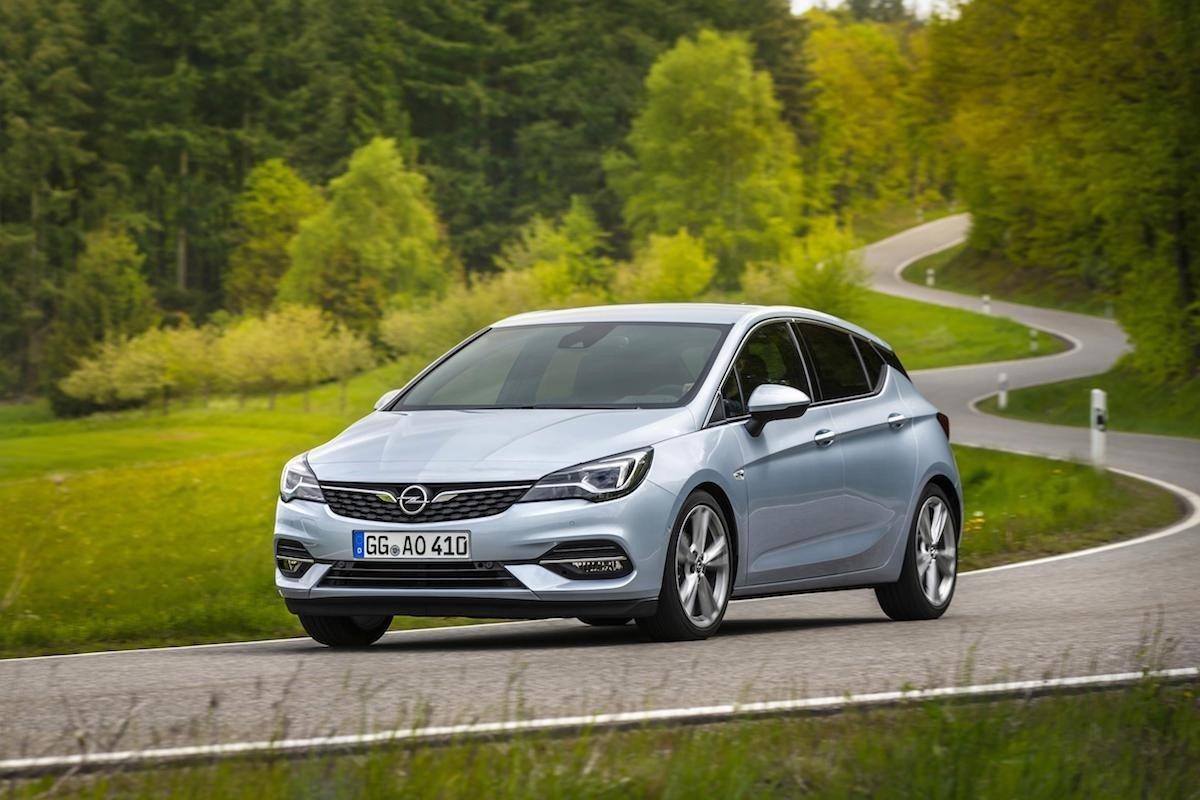Nuevo Opel Astra 2019