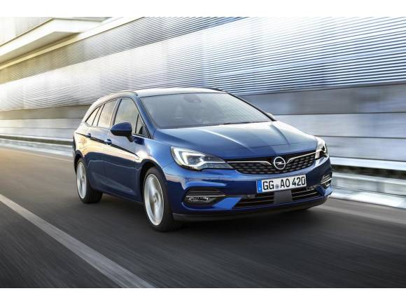 Nuevo Opel Astra 2019, recibe nuevos motores