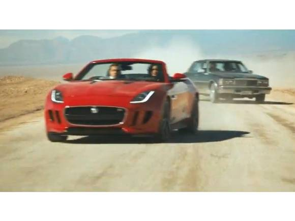 Vídeo: Jaguar F-TYPE Desire – Trailer Oficial