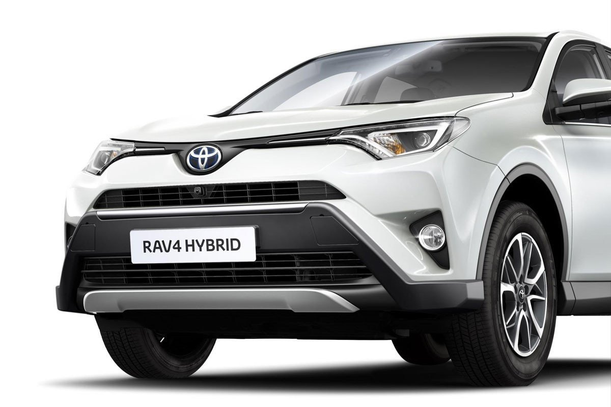 Toyota RAV4 accesorios
