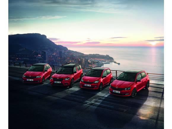Probamos la nueva gama Monte Carlo de Skoda en los Citigo, Fabia, Spaceback y Yeti