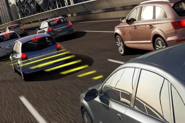 Las ayudas a la conducción son capaces de reducir un 40% los accidentes de tráfico