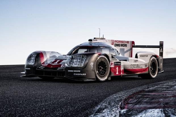 Así es el nuevo Porsche 919 Hybrid, el candidato al título