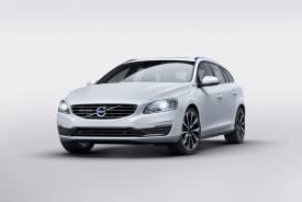 Volvo amplía su gama de híbridos enchufables con el V60 D5